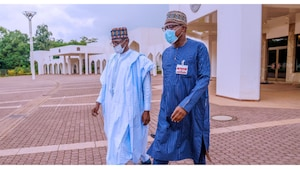 Beryl TV aba1718c51b989631 Dogara dumps PDP for APC, meets Buhari in Aso Rock News