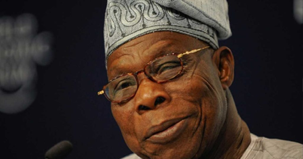 Beryl TV obasanjo1 Obasanjo allegedly flogs woman with horse whip over N160m 'theft' in  Ogun state News