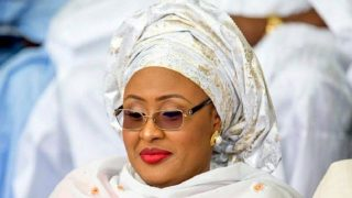 Beryl TV Aisha-Buhari1-320x180 Aisha Buhari reportedly flown to Dubai to treat 'severe' neck pain News