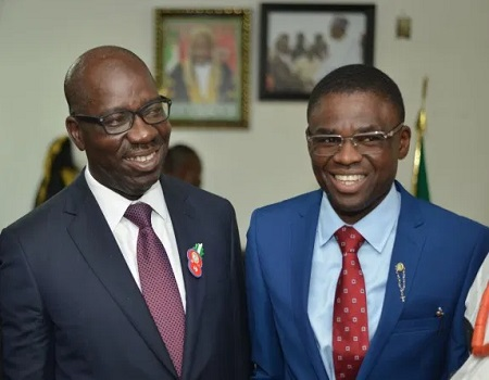 Beryl TV Obaseki-and-Shuaibu1 The wishes of the people should be respected as Edo chooses a Governor today News