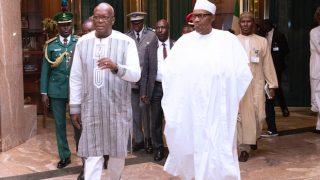 Beryl TV PRESIDENT-BUHARI-RECEIVES-PRESIDENT-KABORE-7A1-320x180 President Buhari receives Burkina Faso president in Aso Rock News