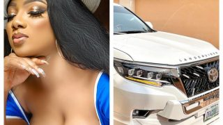 Beryl TV InShot_20210204_211607254-320x180 Destiny Etiko gifts herself a brand new car News Nigeria Daily Entertainment News | Top headlines | Celebrity News and lifestyle - Beryl Tv