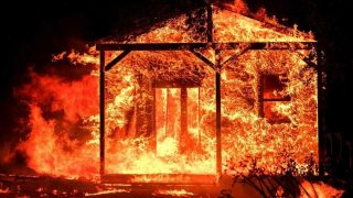Beryl TV Wildfire-1-320x180 Abia State Police Station Set on Fire by Unknown Gunmen. News Nigeria Daily Entertainment News | Top headlines | Celebrity News and lifestyle - Beryl Tv