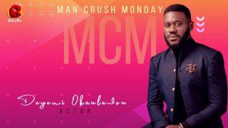Beryl TV DEYEMI-MCM-320x180 MAN CRUSH MONDAY . Celebrating Nollywood Actor Deyemi Okanlawon...#MCM News