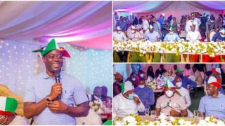 Beryl TV PDP-PICS-320x180 SOME APC GOVERNORS ARRIVED AT CALABAR AS THEY PUTS EFFORTS TO LURE  GOVERNOR AYADE INTO THE RULING PARTY. News Nigeria Daily Entertainment News | Top headlines | Celebrity News and lifestyle - Beryl Tv