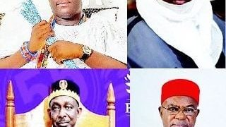 Beryl TV Traditional-rulers-320x375-1-320x180 INSECURITY… TRADITIONAL RULERS WILL HELP TO PROMOTE  PEACE,JUSTICES AND FAIRNESS IN NIGERIA. News Nigeria Daily Entertainment News | Top headlines | Celebrity News and lifestyle - Beryl Tv