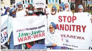 Beryl TV aisha-women-320x180 Northern women demand referendum to end insecurity News Nigeria Daily Entertainment News | Top headlines | Celebrity News and lifestyle - Beryl Tv
