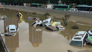 Beryl TV CHINA-FLOOD-320x180 China floods: People unite on social media to help flood victims News Nigeria Daily Entertainment News | Top headlines | Celebrity News and lifestyle - Beryl Tv