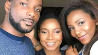 Beryl TV NNAJI-PICS-320x180 Genevieve Nnaji Strikes A Pose With Her Daughter And Son-In-Law News Nigeria Daily Entertainment News | Top headlines | Celebrity News and lifestyle - Beryl Tv