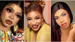 Beryl TV bob-tonto-james-320x180 Nollywood actress Tonto Dikeh has taken keen interest and moved to startup a relationship with crossdresser, James Brown, who is battling for his health. News Nigeria Daily Entertainment News | Top headlines | Celebrity News and lifestyle - Beryl Tv