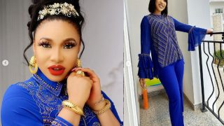 Beryl TV tonto-dikeh-blue-1-320x180 Tonto Dikeh Said To Motivational Speakers Advising Her Over Her Relationship To Mind Their Business News Nigeria Daily Entertainment News | Top headlines | Celebrity News and lifestyle - Beryl Tv